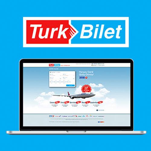 uçak bilet web site tasarım